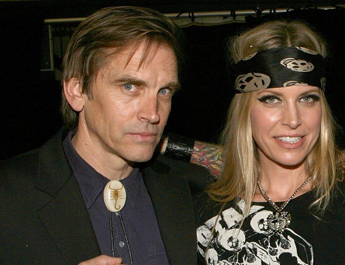 bill moseley and sheri moon zombie at the fuse fangoria chainsaw awards