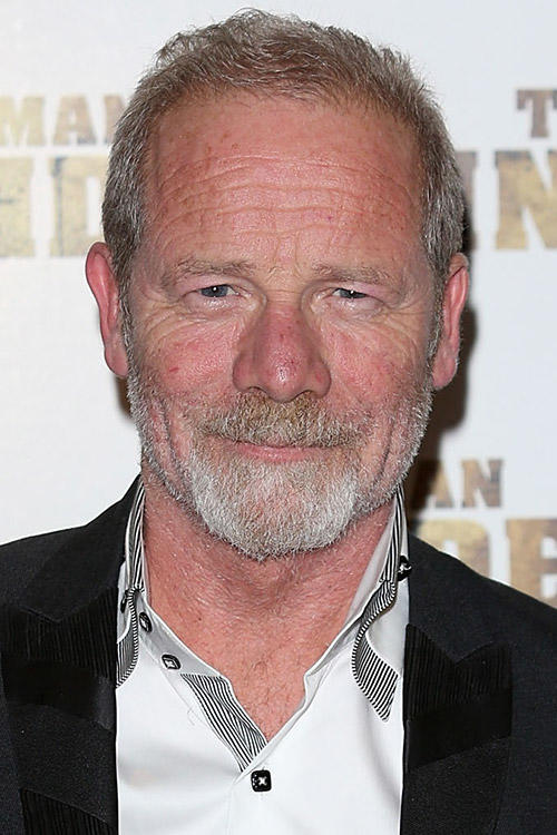Peter Mullan at