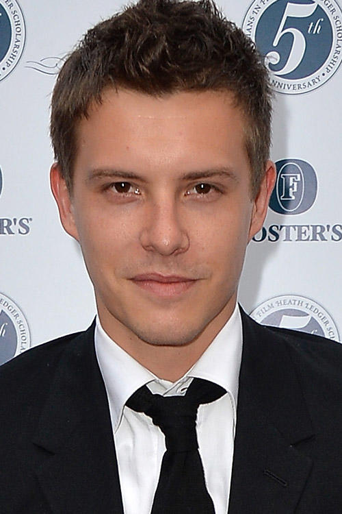 Xavier Samuel at the Australians In Film and Heath Ledger Scholarship Host 5th Anniversary Benefit Dinner in L.A.