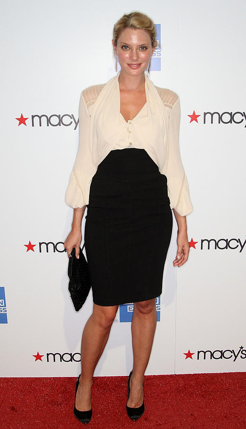 April Bowlby at the 27th annual Macy's Passport benefit in California.