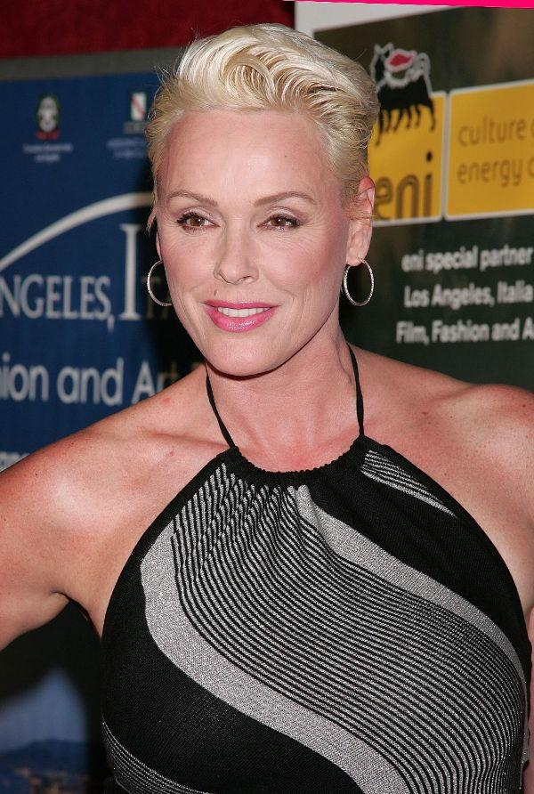 Brigitte Nielsen at the 4th Annual Los Angeles Italia Film, Fashion and Art Festival's opening night.