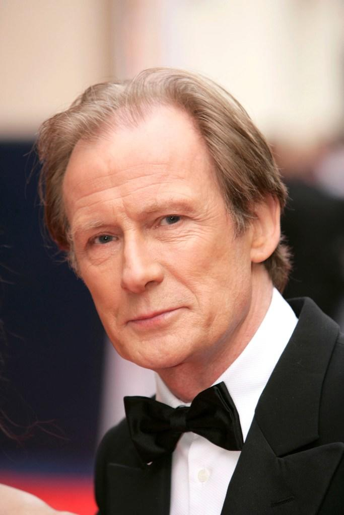 bill nighy wife