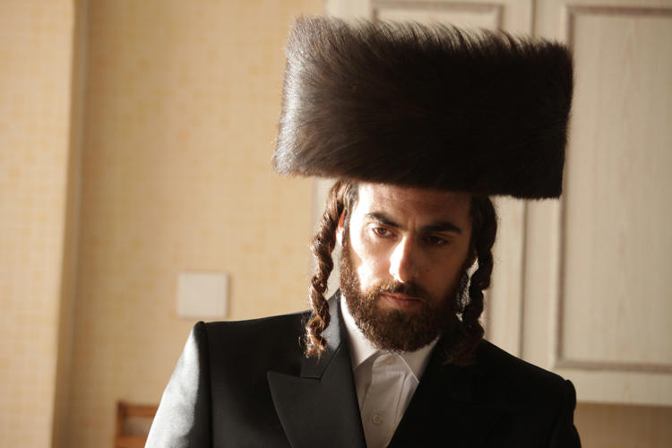 Yiftach Klein as Yochay in