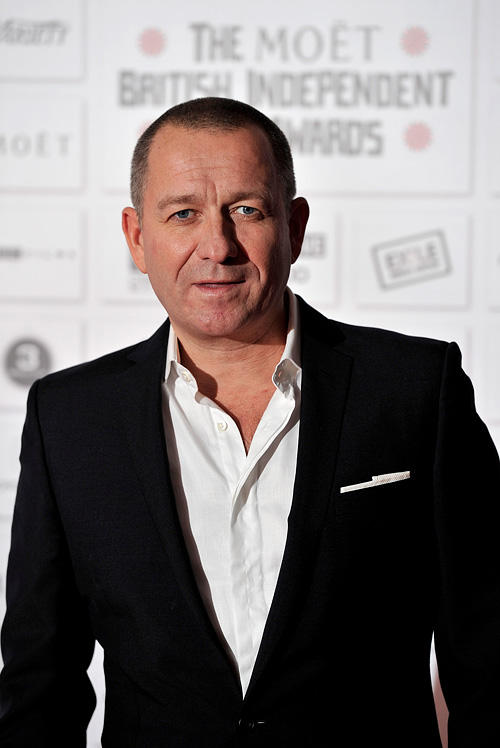 Sean Pertwee at the Moet British Independent Film Awards in London.