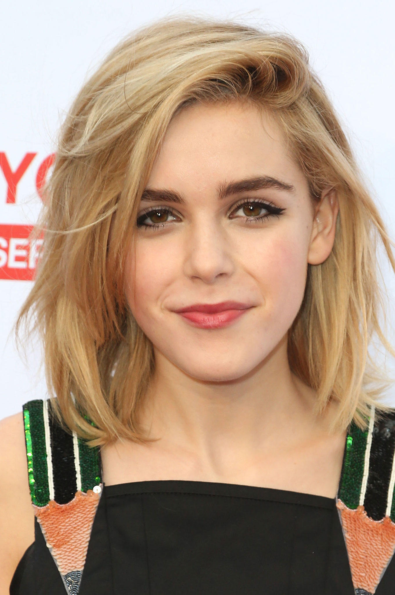 Watch Kiernan Shipka video