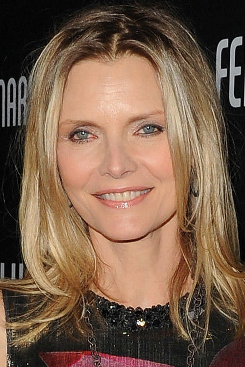 Michelle Pfeiffer at the 8th annual Elyse Walker Pink Party in California.