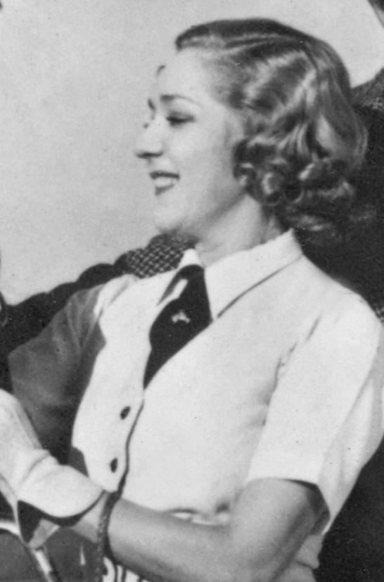 A File Photo of Mary Pickford, Dated January 01, 1936.