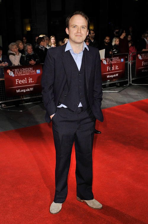 Rory Kinnear at the premiere of