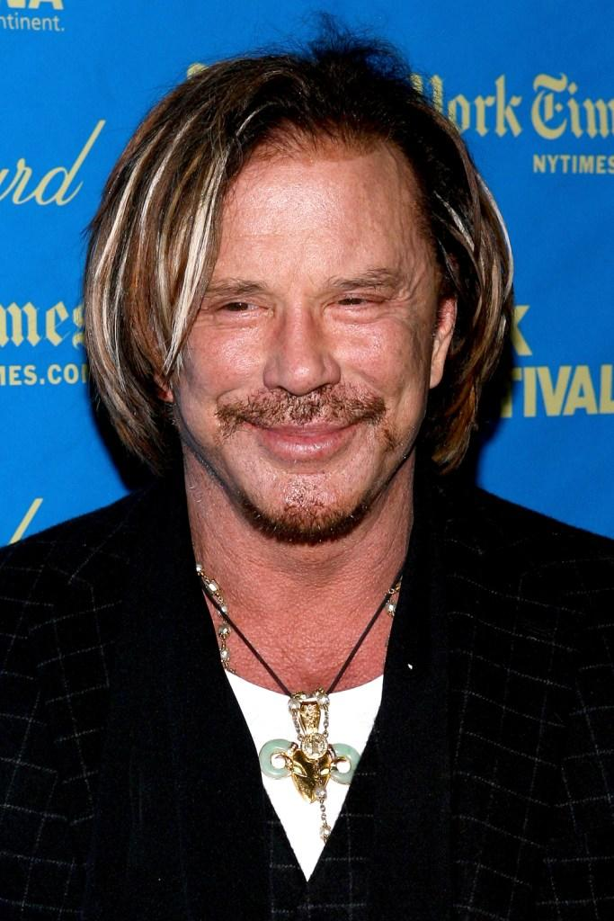 Mickey Rourke Pictures And Photos Fandango
