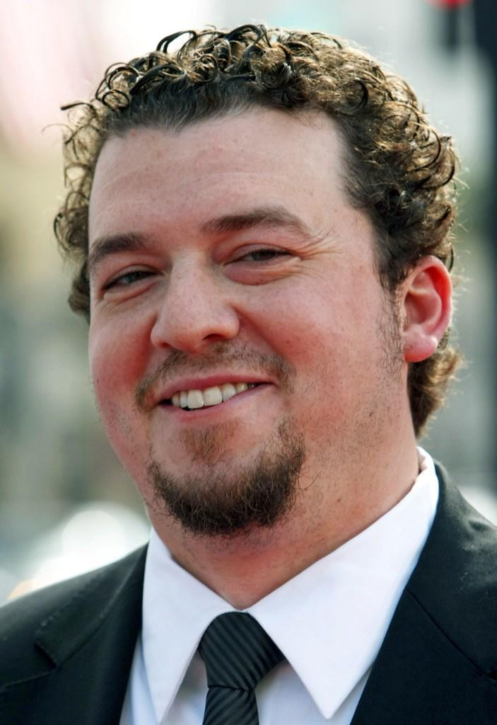 Danny McBride at the California premiere of