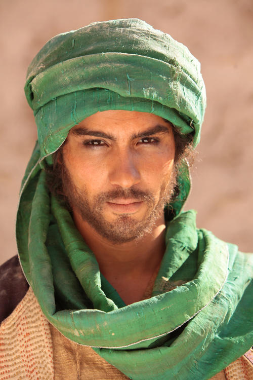 Tahar Rahim as Prince Auda in