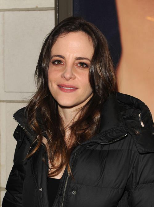 Maria Dizzia at the Broadway opening night of