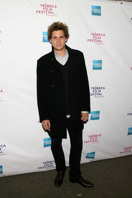 Brandon Hanson at the premiere of