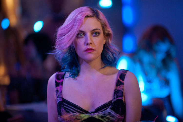 Riley Keough as Nora in