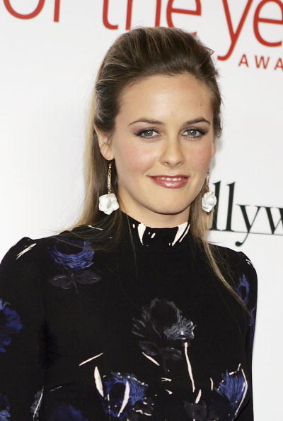 Alicia Silverstone at the Hollywood Life Magazine's Breakthrough of the Year Awards.