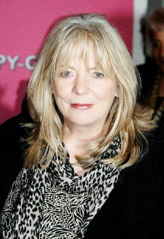 Alison Steadman at the premiere of