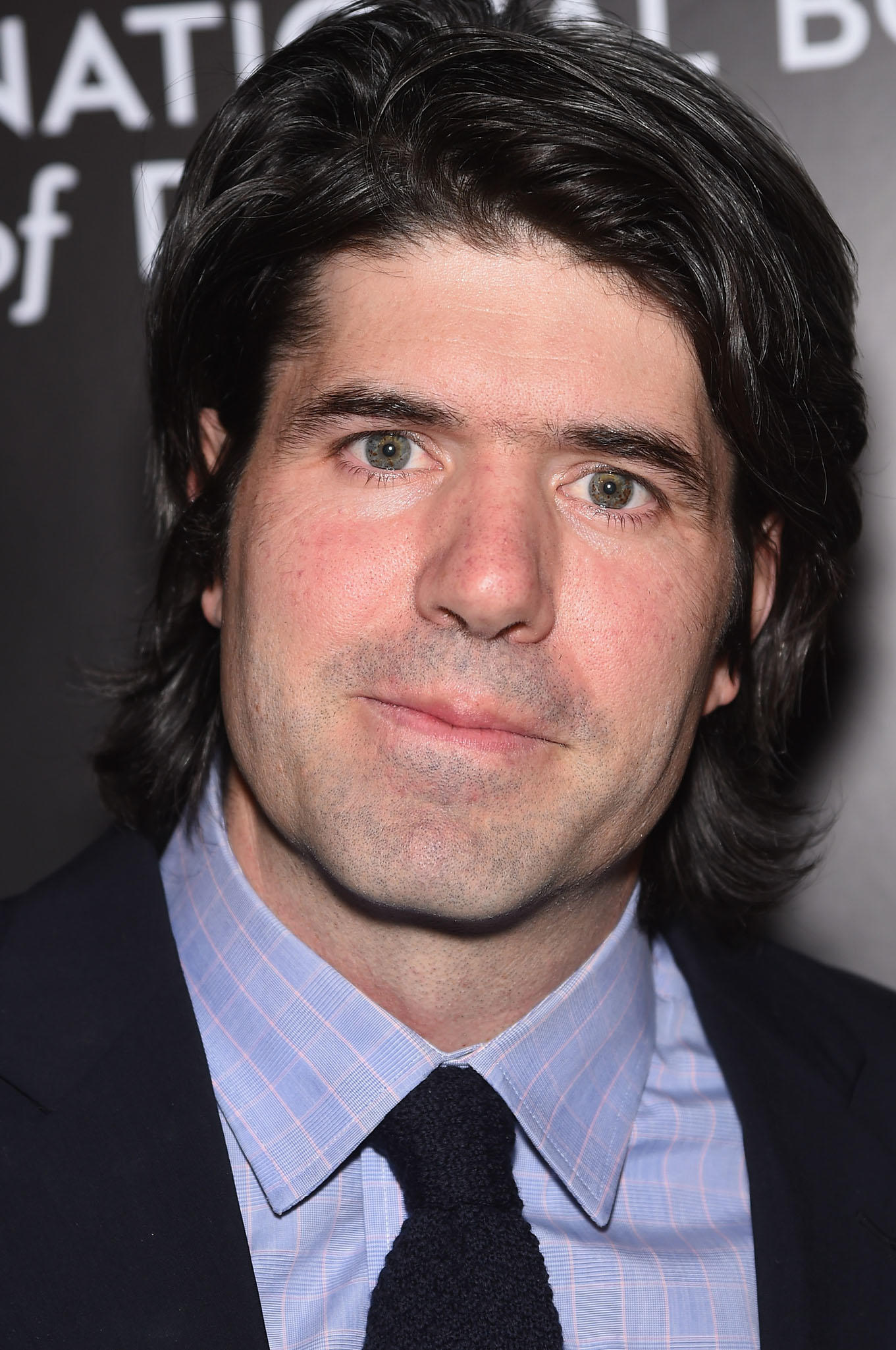 J.C. Chandor at the 2014 National Board of Review Gala in New York City.