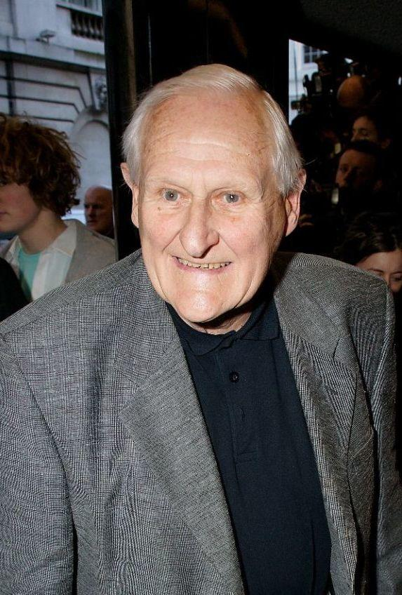 Peter Vaughan at the Gala premiere of