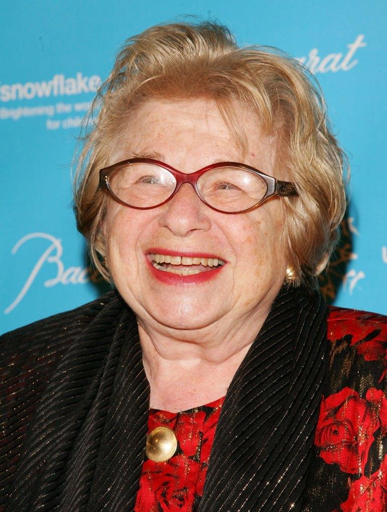 Dr. Ruth Westheimer Pictures And Photos