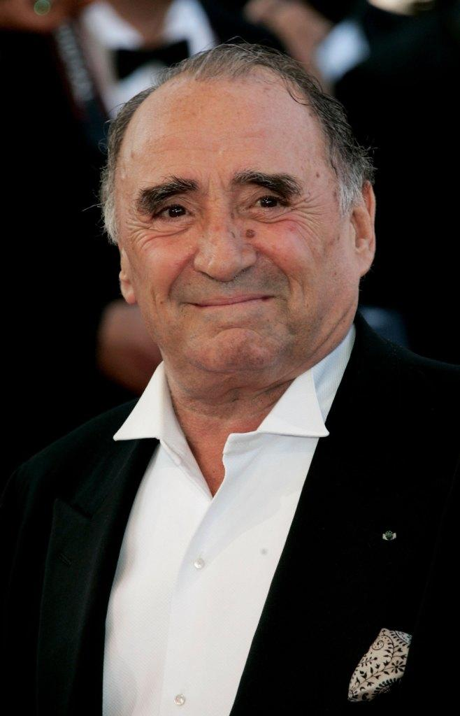 Claude Brasseur at the 59th International Cannes Film Festival, attends the premiere of