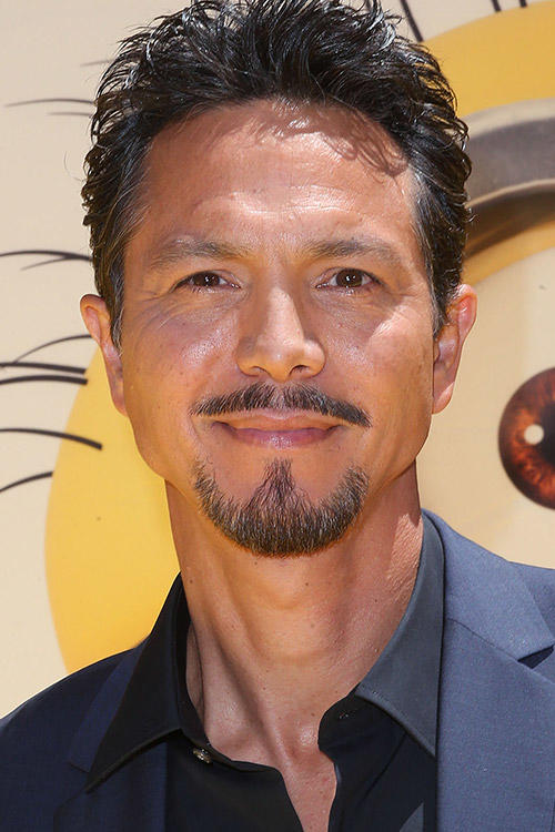 Benjamin Bratt at the premiere