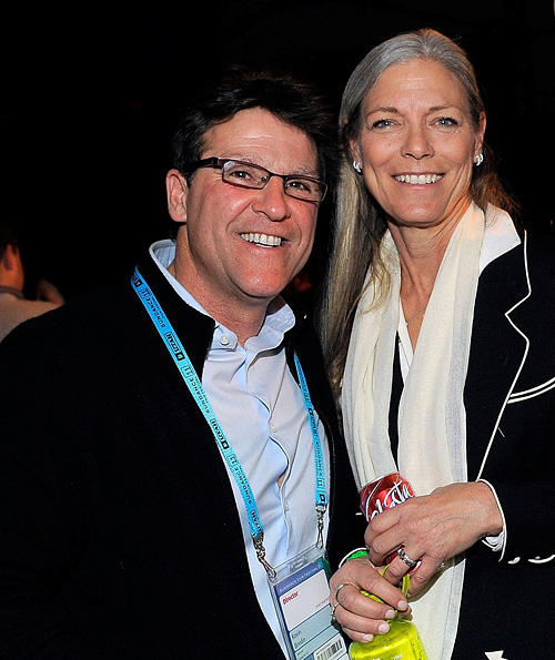 Kevin Breslin and Mary Brannaman at the 2011 Sundance Film Festival Awards Night Ceremony.