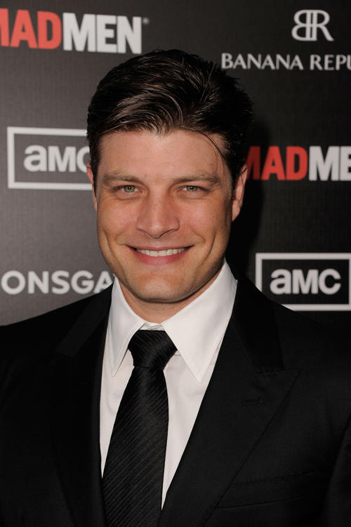 Jay R. Ferguson at the California premiere of