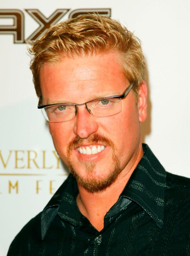 Jake Busey at the opening night of 8th Annual Beverly Hills Film Festival.
