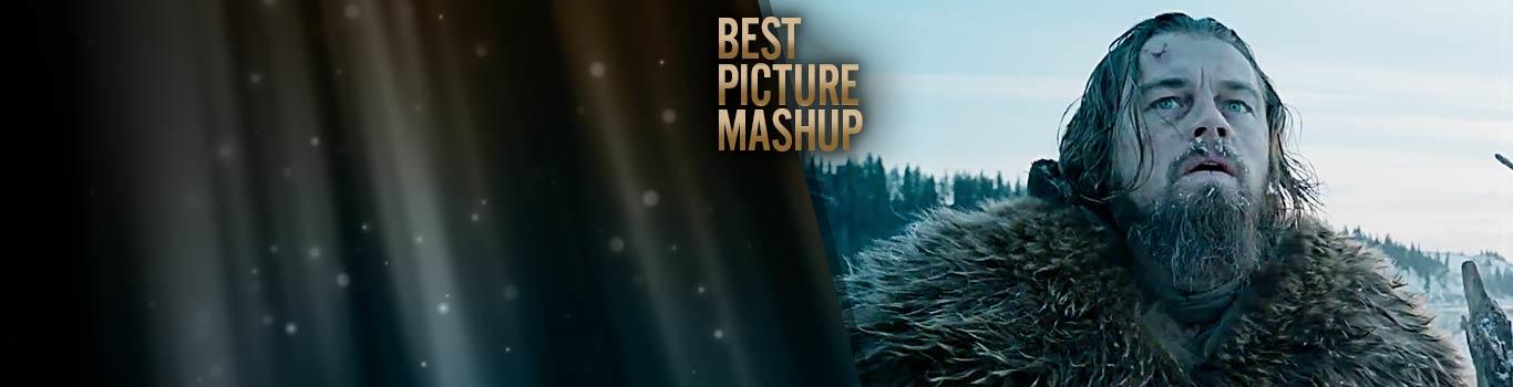 2016 Best Picture Nominees Mashup