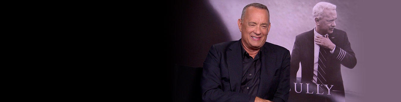 Tom Hanks Honors The Real 'Sully'