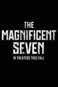 The Magnificent Seven (2016) poster