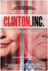 Clinton, Inc. poster