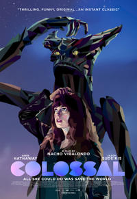 Colossal poster