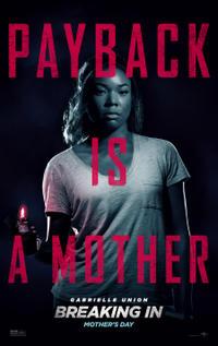 Breaking In (2018) poster