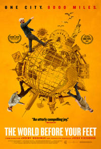 The World Before Your Feet poster