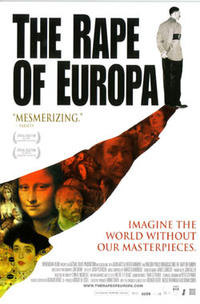 The Rape of Europa poster