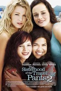The Sisterhood of the Traveling Pants 2 poster
