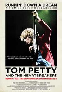 Tom Petty & the Heartbreakers: Running Down a Dream poster
