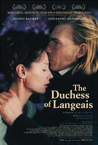 The Duchess of Langeais poster