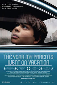 The Year My Parents Went on Vacation poster