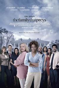Tyler Perry's The Family That Preys poster