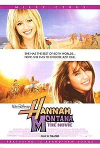 Hannah Montana: The Movie poster