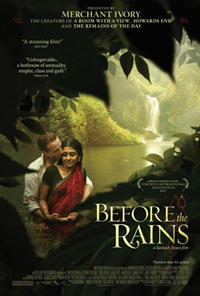 Before the Rains poster