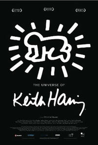 The Universe of Keith Haring poster