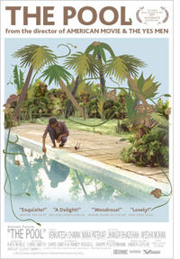 The Pool (2008) poster