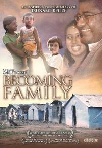 Becoming Family poster