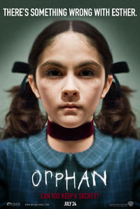 Orphan poster