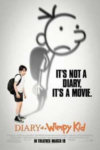 Diary of a Wimpy Kid (2010) poster