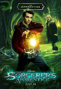 The Sorcerer's Apprentice poster