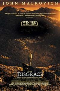 Disgrace poster